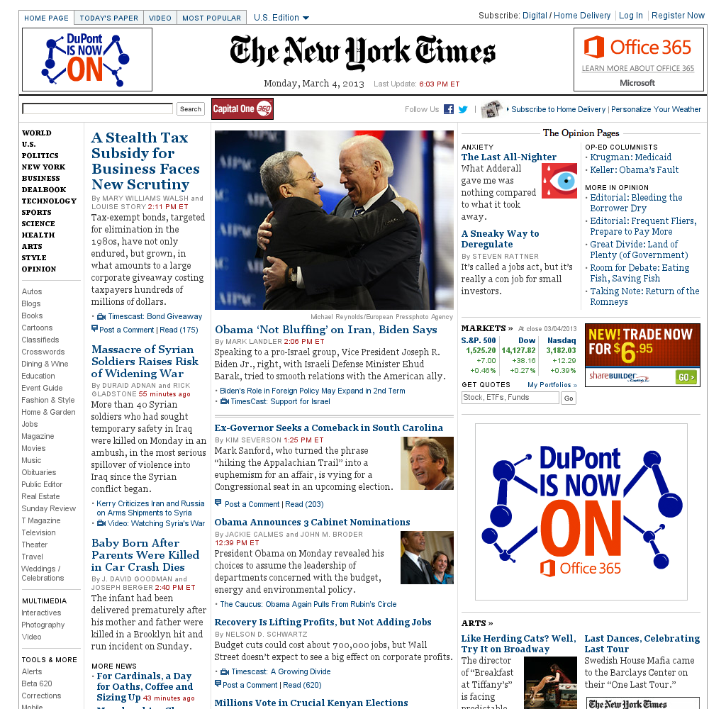 The New York Times