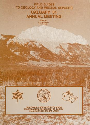 Cover of: Field guides to geology and mineral deposits   Geological Association of Canada, Mineralogical Association of Canada, Canadian Geophysical Union ; edited by R.I. Thompson, D.G. Cook.
