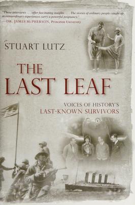 Cover of: The last leaf | Stuart Lutz